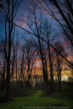 Sunset (Ohio) by thatsanicepicture / 500px