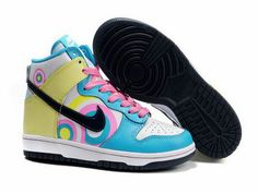 premium selection 06cb3 a3018 Nike Dunk High GS Ripples Womens Shoes New Jordans Shoes, Air Jordans, Nike  Shoes