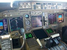 This picture was taken while enroute from Chicago to Prestwick/Scotland when the aircraft was overflying the Gulf of Saint Lawrence in Canada (ref. flickr map view). The instruments that are visible in the picture (see original size) provide the fol Get cheap flight tickets