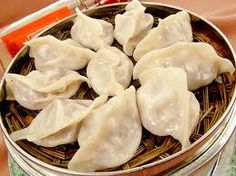 Dumplings, whether vegetable filled or meat filled, made a delicious snack! You can find them for very cheap at street stalls or in restaurants