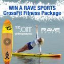 , The Joint Chiropractic + RAVE Sports Giveaway Enter for your chance to win a RA. , The Joint Chiropractic + RAVE Sports Giveaway Enter for your chance to win a RAVE Sports CrossFit Fitness Package that includes a Stand Up Paddleboard. Chiropractic Therapy, Prize Giveaway, Online Contest, Paddle Boarding, Stand Up, Crossfit, Rave, Door Prizes, Baseball Cards