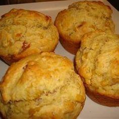 Savory Breakfast Muffins - Allrecipes.com