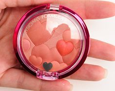 Physicians Formula Warm Happy Booster Glow  Mood Boosting Blush {dupe for Hourglass Radiant Magenta Blush}