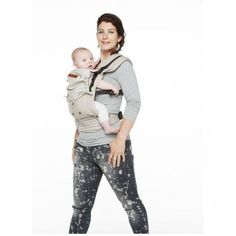 $113.97 (was $189.95) Sand Denim DELUXE SSC Baby Carrier @ The Sleep Store - Bargain Bro