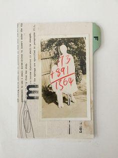 LEE MCKENNA — Index card collages 2016 Lee McKenna Art Journal Inspiration, Graphic Design Inspiration, Art Inspo, Collage Design, Collage Art, Book Design, Design Art, Collage Techniques, Visual Diary