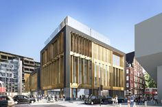 Gallery of Orms Granted Planning Permission for Music Venue as Part of Tin Pan Alley Revival - 1