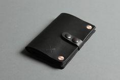 Bullitt Wallet - Black