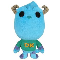 Monsters University POP Sulley Plush Figure