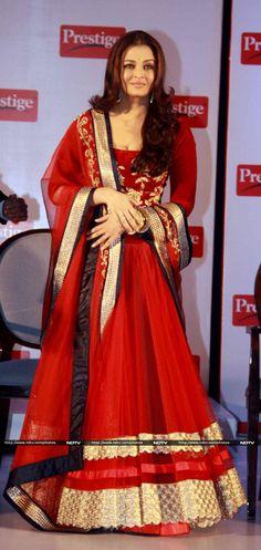 Beautiful red Lehenga.