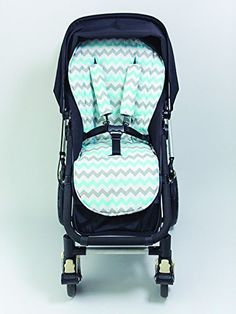Bambella Designs universal stroller liners are handmade to the highest standard using 300 gram density inlay for additional comfort. Our liners are designed to fit most strollers on the market with a five point safety harness and come with side wings to offer added support for your baby and... see more details at https://bestselleroutlets.com/baby/strollers-accessories/product-review-for-bambella-designs-stroller-liner-chevron-aqua/