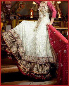 Bridal Dresses Pakistani Wedding