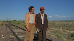 Track shot from Paris Texas