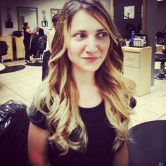 Bombre hair coloring hand painted using more than two shades martinrodriguez.com
