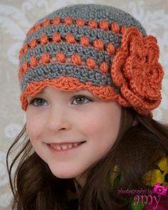 (4) Name: 'Crocheting : Puffs N' Bloom