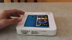 awesome Unboxing htc one m7 blue Check more at http://gadgetsnetworks.com/unboxing-htc-one-m7-blueby-sharktech/