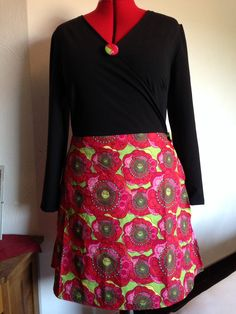 Wickelkleid von kibadoo