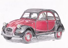 2cv Charleston - #2CV #Autosymotosdibujos #Charleston #Dibujodemotociclistas #Dibujomotociclista #Dibujosdemotocicletas #Dibujosdemotosde4ruedas #Ilustracionesdemotociclistas #motocicletadibujo Custom Classic Cars, Classic Cars British, Classic Car Show, Ford Classic Cars, Classic Car Garage, Classic Car Restoration, Car Volkswagen, Car Drawings, Vintage Trucks