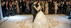 Inspire-se com noivos que fizeram sucesso na pista de dança do casamento!