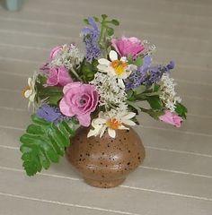 this beautiful flower arrangement