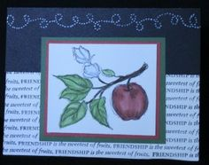 """Creating with Inky Paw: July Stamp of the Month Blog Hop """"Sweet Life"""""""