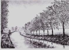 Landscape sketch by T1mmmm