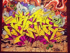 #2016 #graffiti #art