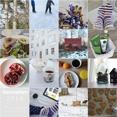 Joulukuu / December 2016 Year 2016, December, Table Settings, Table Decorations, Furniture, Home Decor, Homemade Home Decor, Table Top Decorations, Place Settings