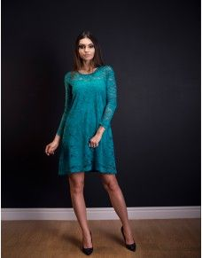 Dresses With Sleeves, Long Sleeve, Fashion, Tunic, Moda, Sleeve Dresses, Long Dress Patterns, Fashion Styles, Gowns With Sleeves