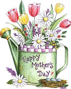 Flower Pail Happy Mother's Day Gif floral mothers day happy mothers day mothers day quotes happy mothers day quotes mothers day images mothers day quotes and sayings mothers day gifs cute mothers day gifs mothers day pic animated mothers day quotes Happy Mothers Day Friend, Happy Mothers Day Pictures, Mothers Day Poems, Happy Mother Day Quotes, Mother Day Wishes, Funny Mothers Day, Mothers Day Flowers, Mothers Day Crafts, Happy Mothers Day Clipart