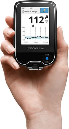 "FreeStyle Libre Flash Glucose Monitoring System, the first continuous glucose monitoring system that can be used by adult patients to make diabetes treatment decisions without calibration using a blood sample from the fingertip (referred to as a ""fingerstick"")."