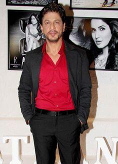 Shah Rukh Khan at Dabboo Ratnani's calendar launch 2014