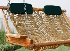 Image result for macrame hammock chair pattern #HammockChair Hammock Chair, Diy Chair, Outdoor Chairs, Dining Chairs, Patterned Chair, Black Pillows, Porch Swing, Chair Design, Diy Projects