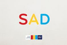 Dulux: Sad     Colour changes everything. Advertising Agency: BBH, Shanghai, China