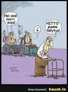 Hei sina nuor... - HAUSK.in Finland, Peanuts Comics, Lol, Humor, Funny, Cute, Vintage, Humour, Kawaii