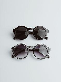 Sun Glasses   via Tumblr