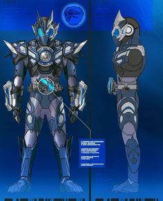 Kamen Rider Zi O, Kamen Rider Series, Saban Entertainment, Zero One, Hero Time, Sci Fi Characters, Fantasy Armor, Scouting, Power Rangers