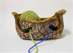 yarn bowl pottery - - Yahoo Image Search Results