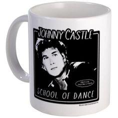 Gift//Shower DIRTY DANCING JOHNNY CASTLE DANCE SCHOOL Baby Bodysuit//Grow//Vest