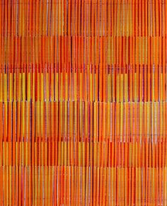 Nikola Dimitrov, Komposition I, 2012, Pigmente, Bindemittel, Lösungsmittel auf Leinwand, 160 x 130 cm