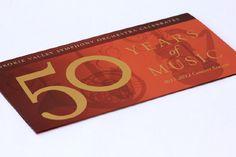 Skokie Symphony Brochure - www.carolinearata.com