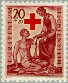 Sello: Care (Liechtenstein) (Care) Mi:LI 245,Yt:LI 220,Zum:LI W16