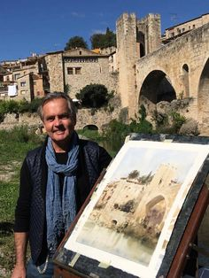 Joseph Zbukvic in Girona Sep 17