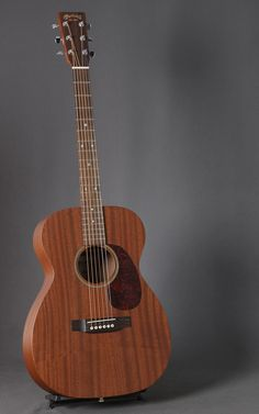 C.F. Martin & Co. 00-15 - Solid all mahogany acoustic guitar. One of my favorite guitars I own!