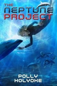 Ta da - the cover for THE NEPTUNE PROJECT!