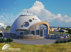 Построить коммерческое здание - Sfera-Stroy