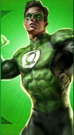 Green Lantern is a DC Comics superhero