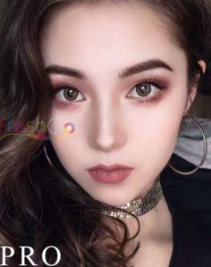 Hazel Color Contacts by Freshgo  #popular #hairideas #onlineshopping