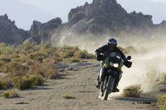 A desert run.....perhaps or....