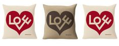 Valentines Day - Love Cushions