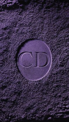 Christian Dior cosmetics-Purple